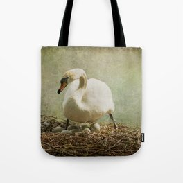 EGGS OVER EASY Tote Bag