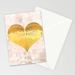 Heart felt - Midas Touch Stationery Cards