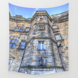 Edinburgh Castle Scotland Wall Tapestry