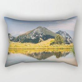 El Paradiso Rectangular Pillow