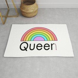 Queer Queen Rug
