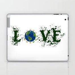 Earth Day Love Mother Earth Laptop & iPad Skin