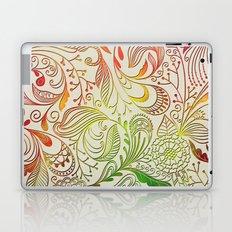 Festive Pattern Laptop & iPad Skin