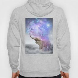 Don't Be Afraid To Dream Big • (Elephant-Size Dreams) Hoody