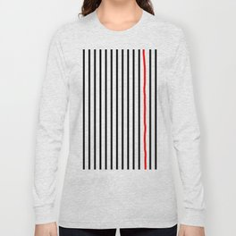 Perfect Lines Long Sleeve T-shirt
