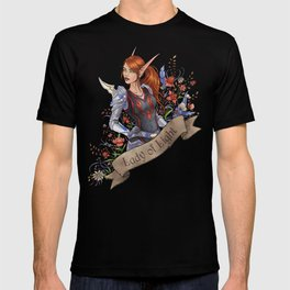 Lady of Light T-shirt