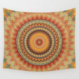 Mandala 393 Wall Tapestry