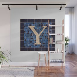 The Letter Y Wall Mural