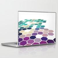 alabama Laptop & iPad Skins featuring Alabama by Bakmann Art