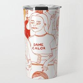 Dame Calor Travel Mug