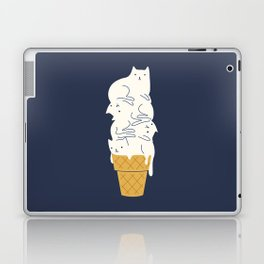 Meowlting Laptop & iPad Skin