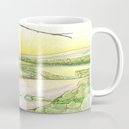 Enjoy The Journey Coffee Mug