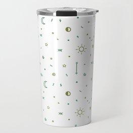 Symbology Travel Mug