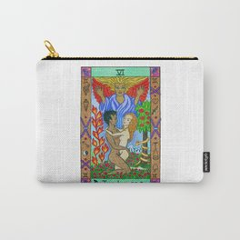 The Lovers - Tarot Carry-All Pouch