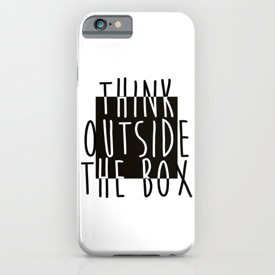 Quote iPhone & iPod Case
