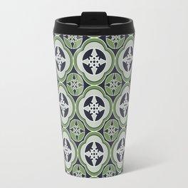 Moroccan Tea Seamless Pattern Travel Mug