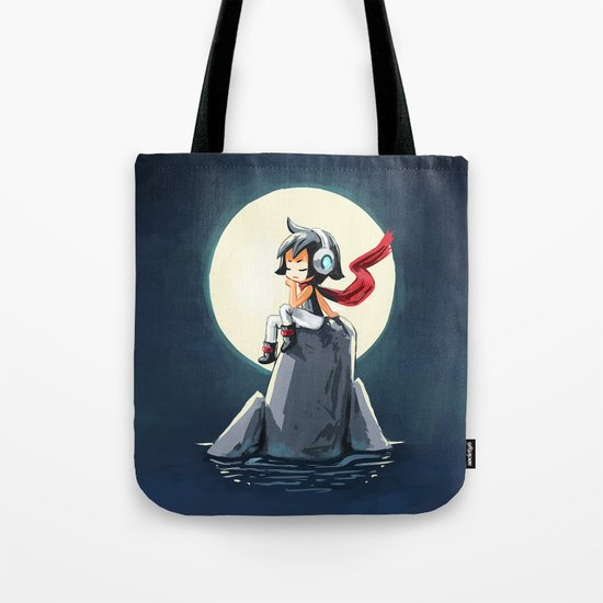 Moonlight Sonata Tote Bag