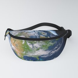Planet Earth Fanny Pack