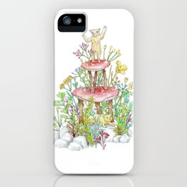 Nature Cake iPhone Case