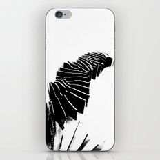Landscape model sections iPhone & iPod Skin