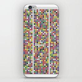 Untitled One iPhone Skin