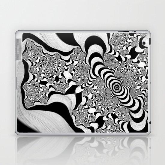 Into Infinity Laptop & iPad Skin