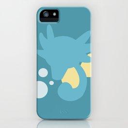 Horsea iPhone Case