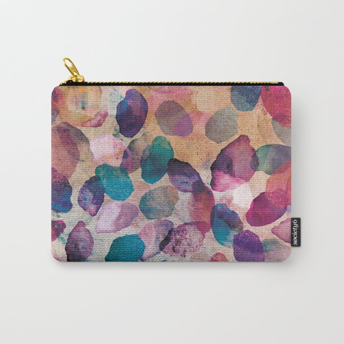 Dazed Crystals Carry-All Pouch