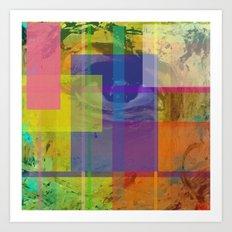 Eye 1 Art Print