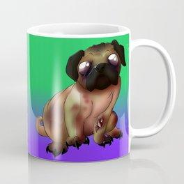 Night of the living Pug  Coffee Mug
