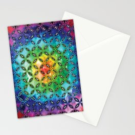 Lysergic Psychedelia Stationery Cards