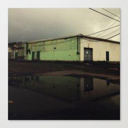 Warehouse  Canvas Print