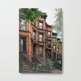 Park Slope Residential 04 Metal Print