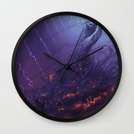 The Sorcerer Wall Clock