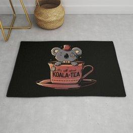 Koala Tea - Cute Mug Gift Rug