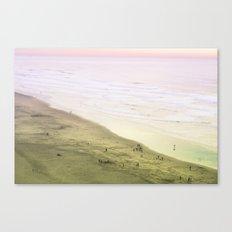Pacific Canvas Print