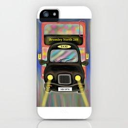 London Commute iPhone Case