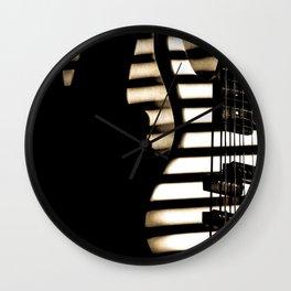 Feel that bass! Wall Clock