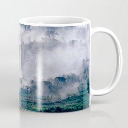 Foggy Mountain of Vietnam Coffee Mug