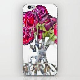 Roses I iPhone Skin