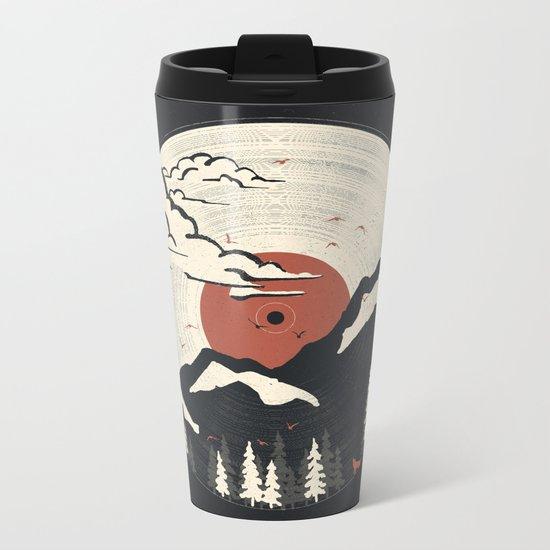 MTN LP... Metal Travel Mug