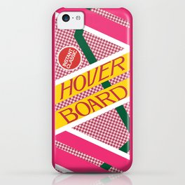 BTTF Hover Board iPhone Case