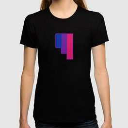 Bisexual and Biromantic T-shirt