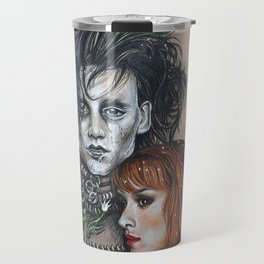 """Oh, Edward"" Travel Mug"