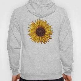 Sunflower by Lars Furtwaengler | Ink Pen | 2011 Hoody