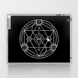 Protection Gratitude Happiness Laptop & iPad Skin