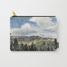 See the Forest Through the Trees Carry-All Pouch