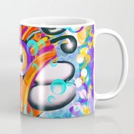 Denizens of the Deep - Doug Coffee Mug