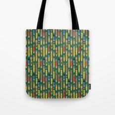 Little Pencils Green Tote Bag