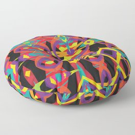 """""""Asteroid II"""" Floor Pillow"""